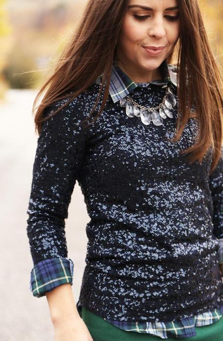 209 4 façons tendance de porter la chemise à carreaux