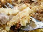 Cheese thon oignons frits