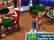 C'est Noël dans Sims FreePlay