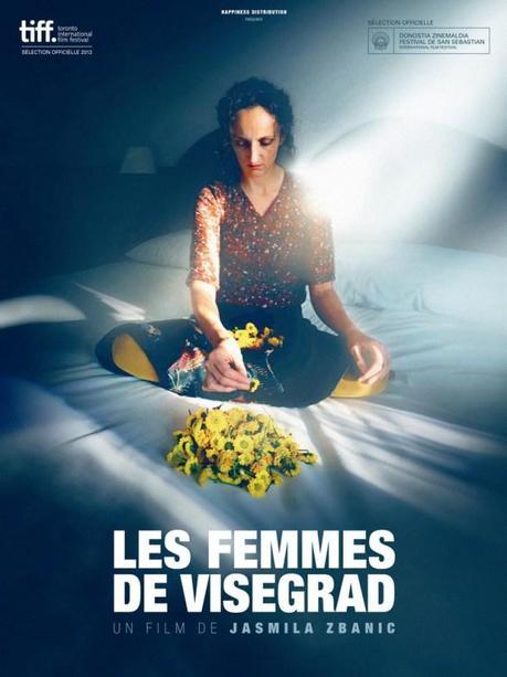 L'affiche du film Les femmes de Visegrad