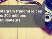 Instagram franchit millions d'utilisateurs