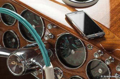 Tonino 88 Tauri: Un smartphone signé Lamborghini
