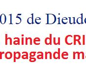 SCOOP. CRIF lance (encore) nouvelle tournée Dieudonné: Bête Immonde