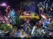Marvel Tournoi Champions combat super-héroique mobiles