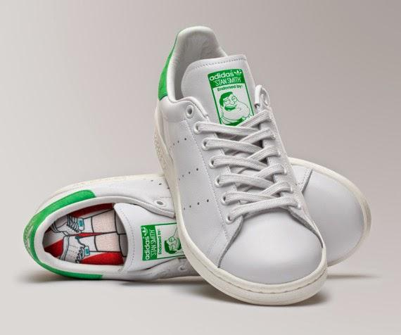 OMG : Un American Dad en Stan Smith...