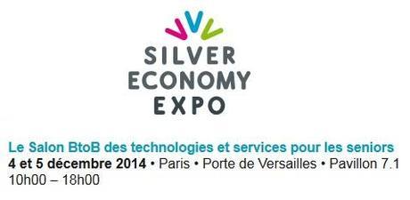 Silver economy expo à Paris