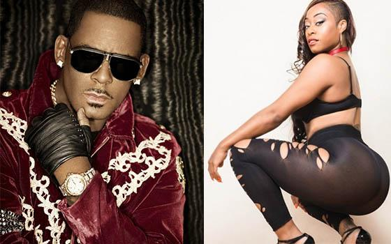 HOT!!! NEW MUSIC: R.KELLY feat SHAWNNA – « BACK UP »
