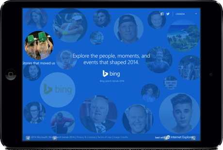 Microsoft Bing 2014