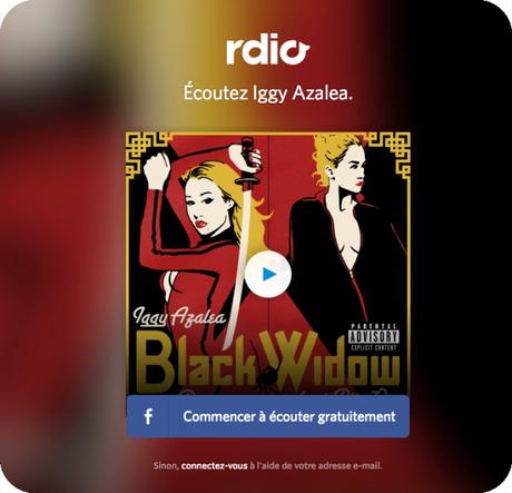 Iggy Azalea Rdio Best of 2014