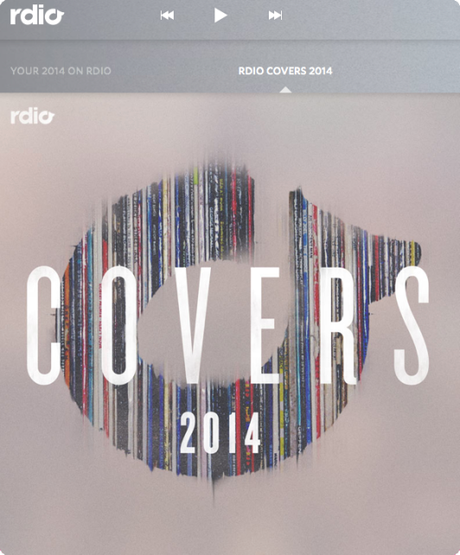 Rdio Covers 2014