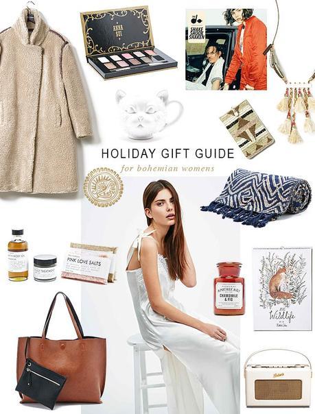 Bohemian Womens gift guide