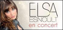 21h30 - Elsa Esnoult au Divan du Monde