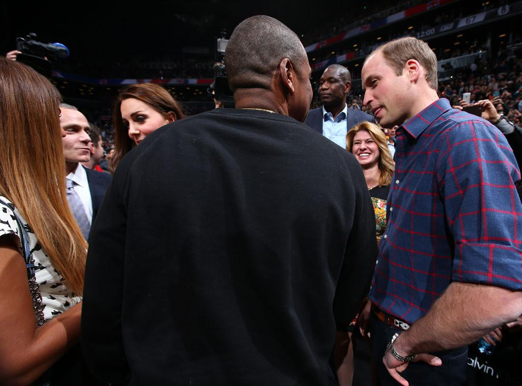 Kate-Middleton-Prince-William-Nets-Cavaliers-Beyonce-Jay-Z