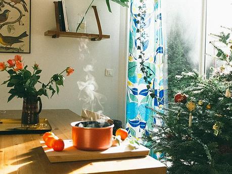 natural holiday room scents DIY 2