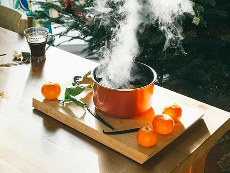 natural holiday room scents DIY 4