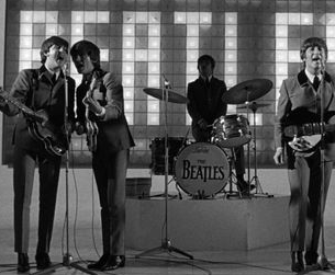DVD : « A Hard Day's Night », les Beatles en noir et blanc