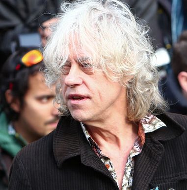 Bob Geldof explique l'absence de McCartney