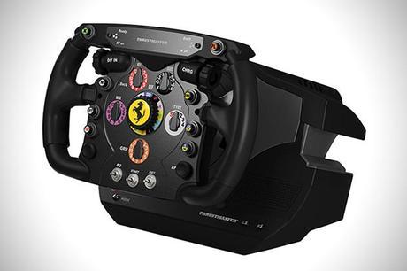 le Thrustmaster Ferrari F1 Wheel Add-On