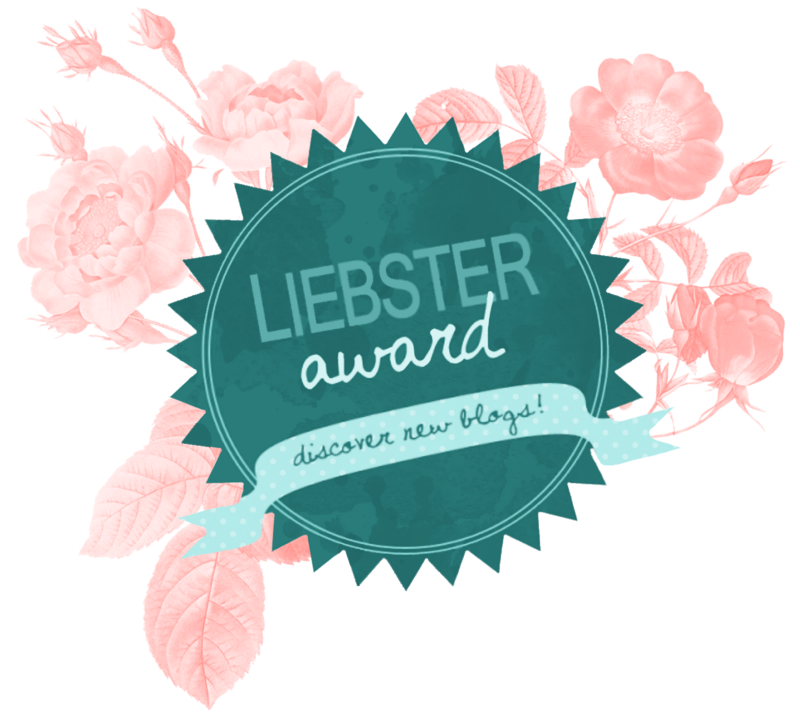TAG - Liebster Award