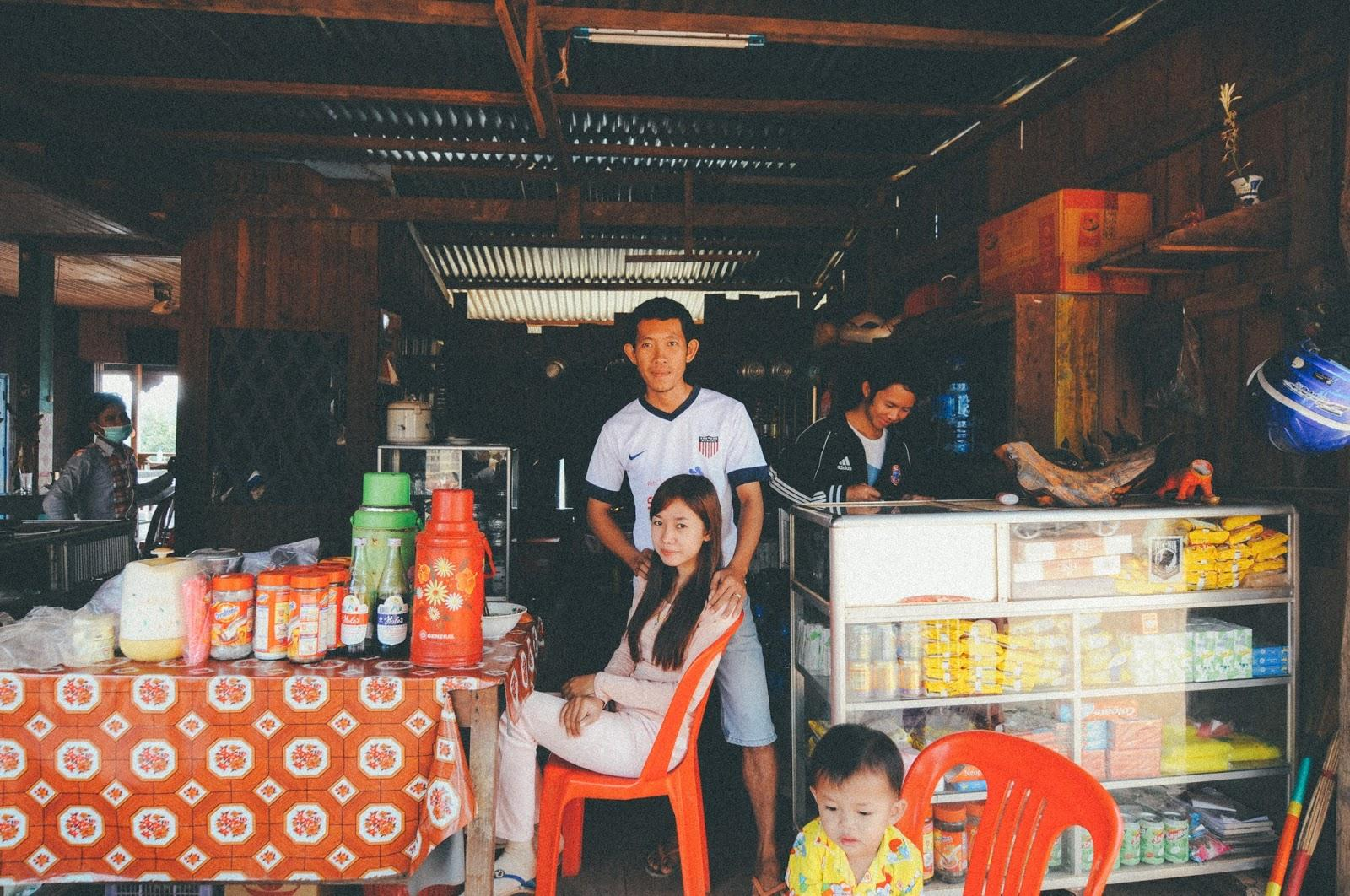 On the road 7: Siem Pang