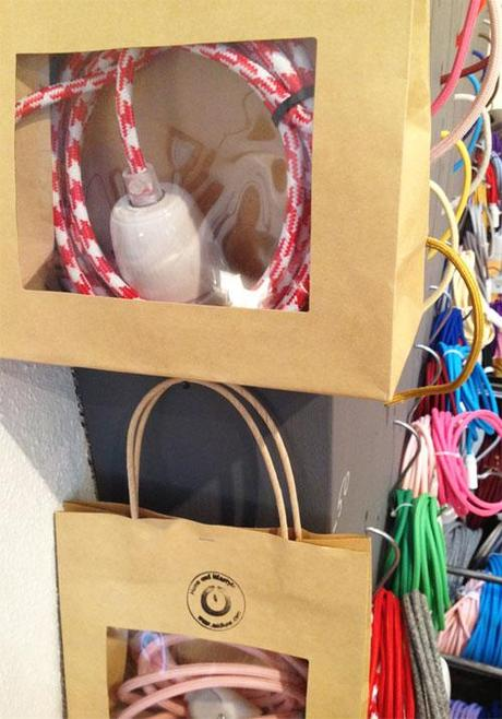 Le cadeau qui fait son effet… la baladeuse et son cable de couleur !