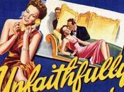 Infidèlement Votre Unfaithfully Yours, Preston Sturges (1948)