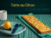 Tarte Citron Chocolat Blanc