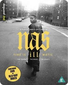 nas-time-is-ill-matic-steelbook-blu-ray
