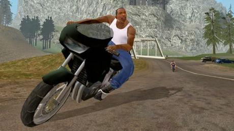 Rétro: GTA San Andreas