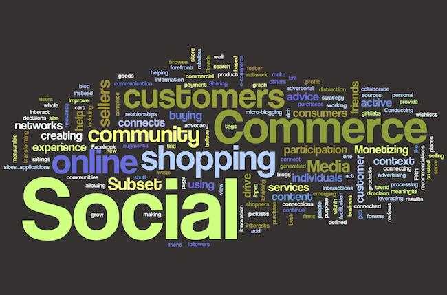 Comment aborder le social shopping ?