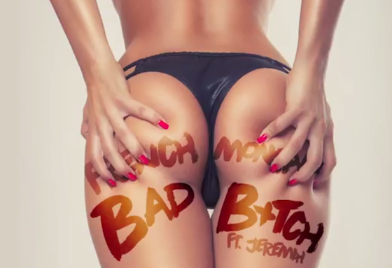 HOT!!! NEW MUSIC: French Montana feat Jeremih – « Bad Bitch »