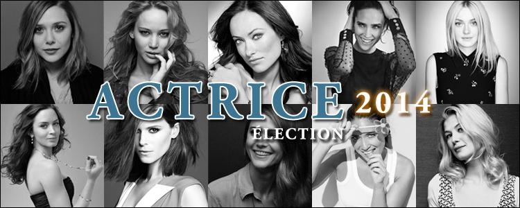 Actrice 2014