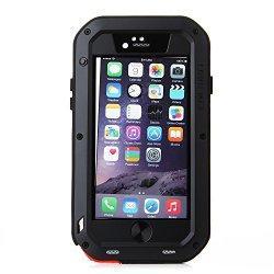 Caractéristiques:   Facile à installer et à enlever   Avec une corde, portable pour vous   Rendre iPhone 6 un nouvelle apparence   Un accès facile à tous les touches et les commandes   Avec la boîte de détail et tous les accessoires + Gorilla Glass  ...
