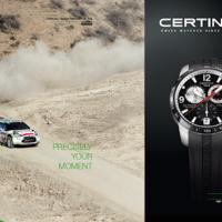 Certina, un horloger certifié sport
