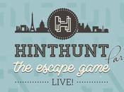 J'ai testé pour Hint Hunt, nouveau concept équipe Paris