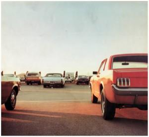 William Eggleston : from black and white to color