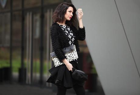 fashion blog Optical illusion