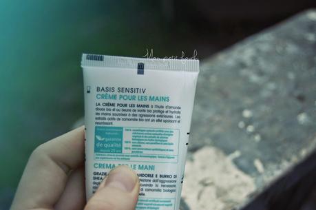 Crème pour les mains Bio et efficace