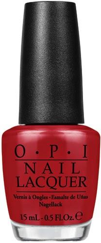 La collection Fifty Shades of Grey by OPI fait monter la température...