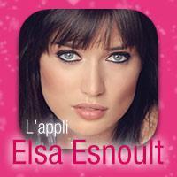 Téléchargez l'application Elsa Esnoult sur votre smartphone !