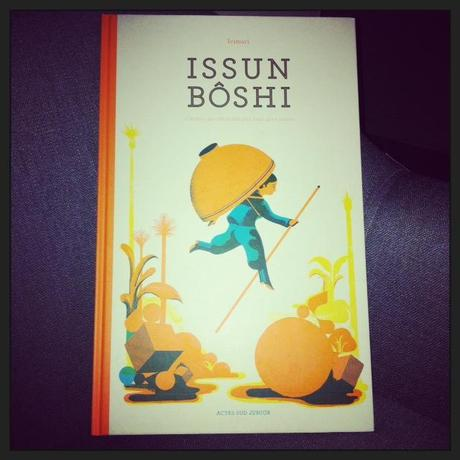 Issun Bôshi, par Icinori merveille Issun Bôshi Icinori dédicace couleurs album Actes Sud Junior