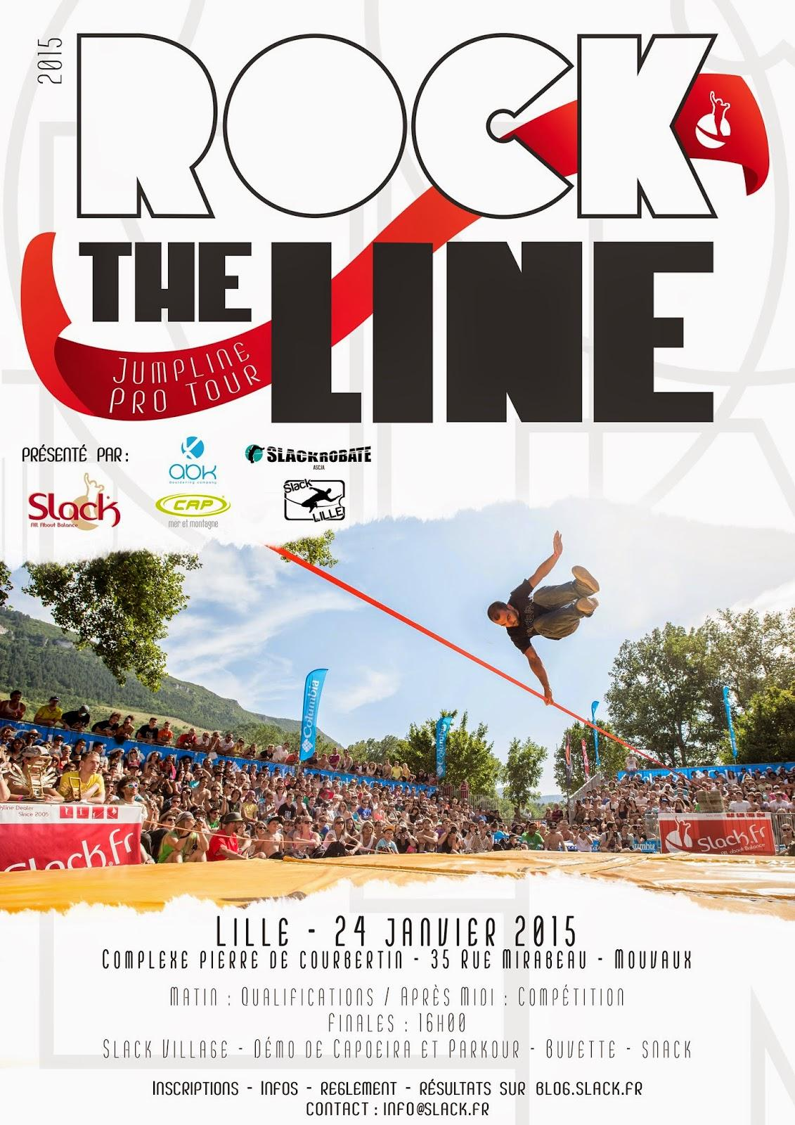 #1 Lille - Rock The Line 2015