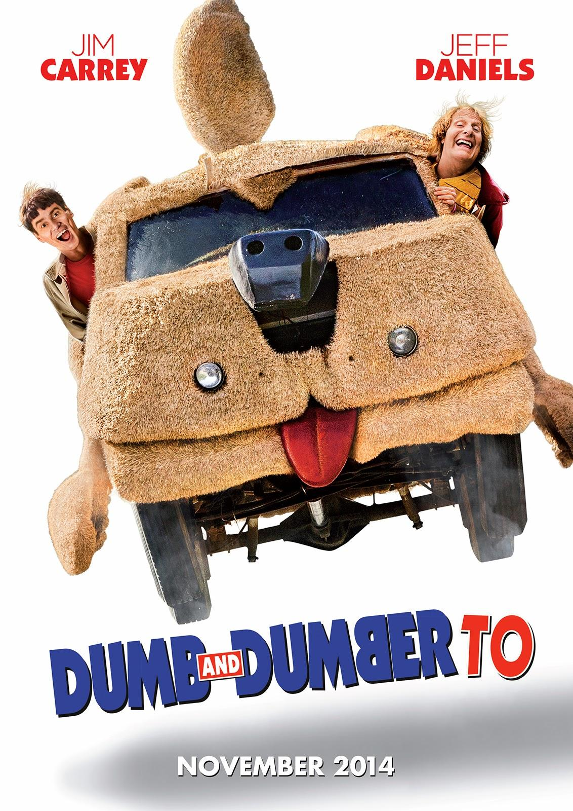 CINEMA: Dumb & Dumber De (2014), intelligence superficielle / Dumb and Dumber To (2014), superficial intelligence