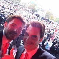 L'année sportive 2014 revisitée en Selfie