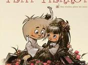 Petit Pierrot étoiles plein yeux Alberto Varanda