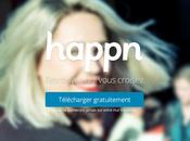 """SOCIÉTÉ """"Happn"""" l'appli française vous permet retrouver personne croisée dans"""