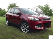 Essai routier: Ford Escape 2014
