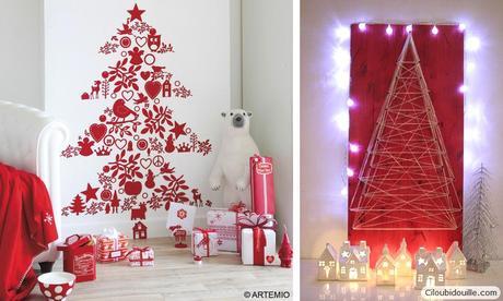 decoration-sapin-de-noel-rouge