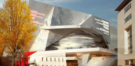 Quand un grain de folie frappe l'architecture !