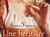 héritière marier, June Francis